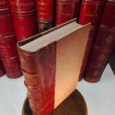 Libri antichi: LA GLORIA DE DON RAMIRO - UNA VIDA EN TIEMPOS DE FELIPE II - ENRIQUE LARRETA - MADRID - 1908 - . Lote 103613227