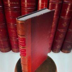 Libros antiguos: EL MONASTERIO DE PIEDRA-LAS LEYENDAS DEL MONTSERRAT-LAS CUEVAS DE MONTSERRAT- VÍCTOR BALAGUER - 1885. Lote 103766587