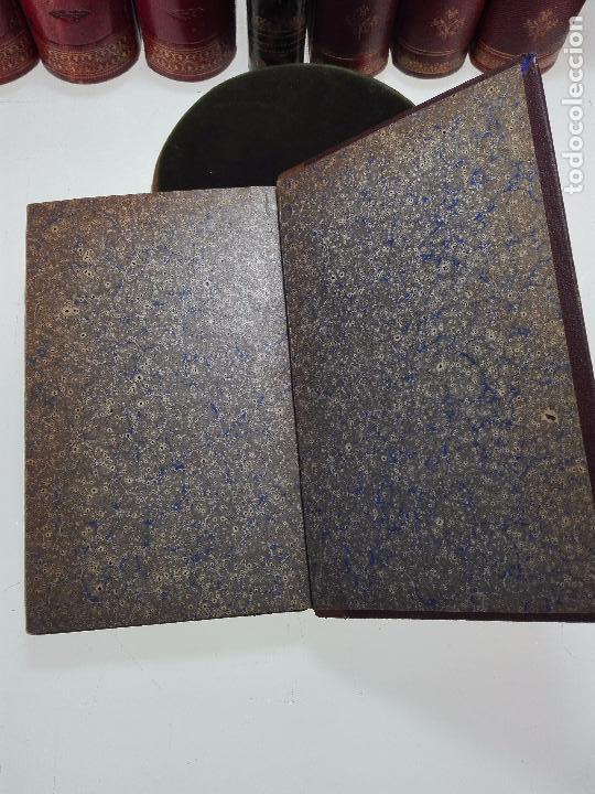 Libros antiguos: EL MONASTERIO DE PIEDRA-LAS LEYENDAS DEL MONTSERRAT-LAS CUEVAS DE MONTSERRAT- VÍCTOR BALAGUER - 1885 - Foto 4 - 103766587