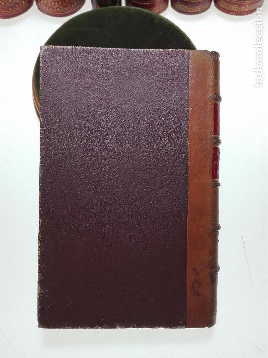 Libros antiguos: EL MONASTERIO DE PIEDRA-LAS LEYENDAS DEL MONTSERRAT-LAS CUEVAS DE MONTSERRAT- VÍCTOR BALAGUER - 1885 - Foto 5 - 103766587