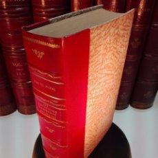 Libros antiguos: HISTORIA DE LAS AGITACIONES CAMPESINAS ANDALUZAS-CÓRDOBA - POR J. DÍAZ DEL MORAL - MADRID - 1929 -. Lote 103766731