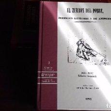 Libros antiguos: EL ZURRON DEL POBRE 1851-1852. ED. FACSIMIL. Lote 103839543
