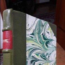 Libros antiguos: HISTORIA DE LA CONTRAREVOLUCION EN INGLATERRA. ARMAND CARREL 1843. EXCELENTE ESTADO . Lote 103869687