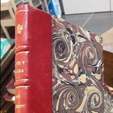 Libros antiguos: DEL ALZAMIENTO DE LOS MORISCOS. J. MUÑOZ. 1861. ED. DE MELLADO. RARISIMO. Lote 104213227