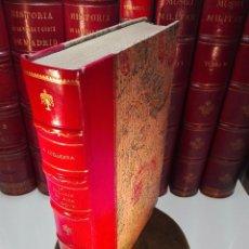 Libros antiguos: LA DUQUESA DE ALBA Y GOYA - ESTUDIO BIOGRÁFICO Y ARTÍSTICO - JOAQUÍN EZQUERRA DEL BAYO - 1928 - . Lote 104882139