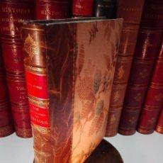 Libros antiguos: LOS GOBERNADORES DE GUAYAQUIL DEL SIGLO XVIII - CON 15 LÁMINAS - ABEL-ROMEO CASTILLO - MADRID - 1931. Lote 105188707
