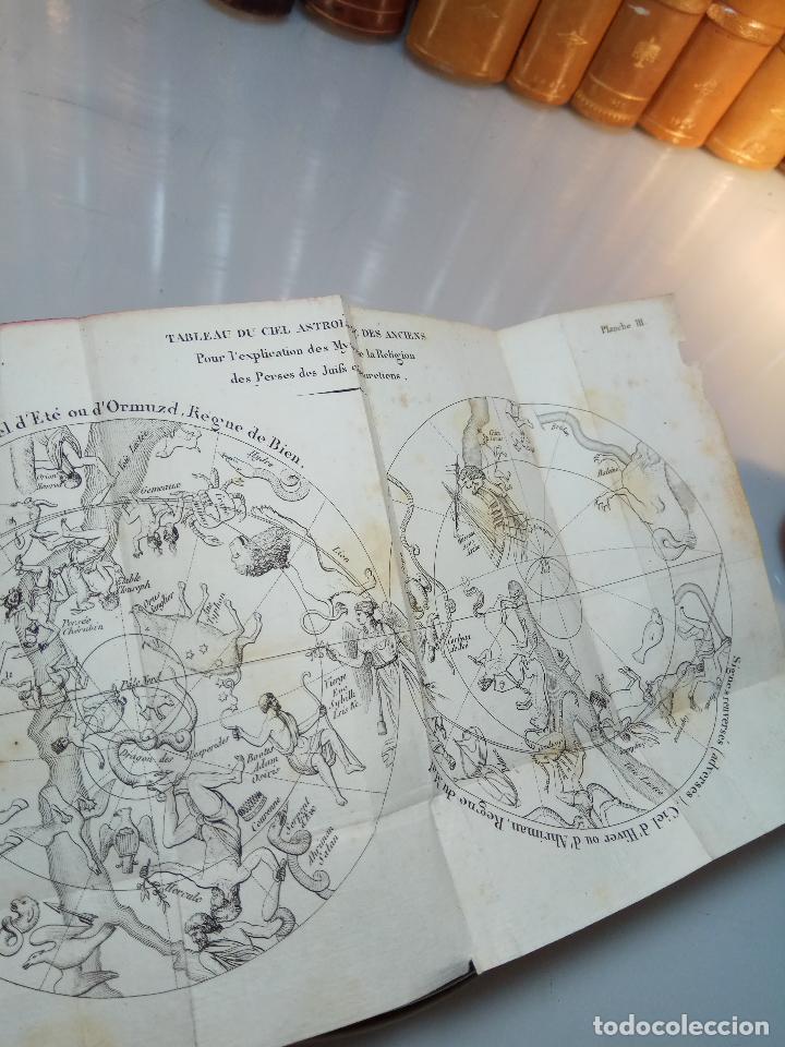 Libros antiguos: LES RUINES OU MÉDITATION SUR LES RÉVOLUTIONS DES EMPIRES - C.-F. VOLNEY - PARIS - BOSSANGE FRÉRES - - Foto 5 - 105716899