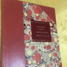 Libros antiguos: AÑO 1875.- MASONERIA. FRANCMASONERIA. ORDEN CAPITULAR. RITUAL DEL GRADO R .: J. M. RAGON. Lote 109377807