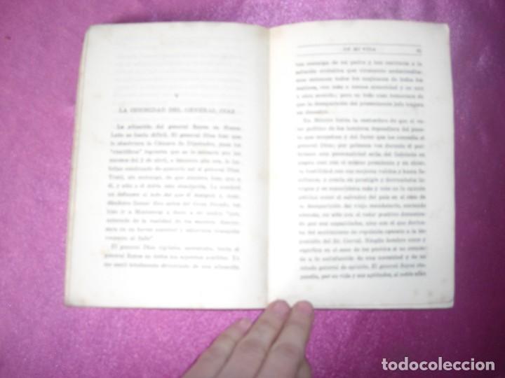 Libros antiguos: DE MI VIDA MEMORIAS POLITICAS I -1899- 1913 - RODOLFO REYES 1929 - Foto 5 - 109441775