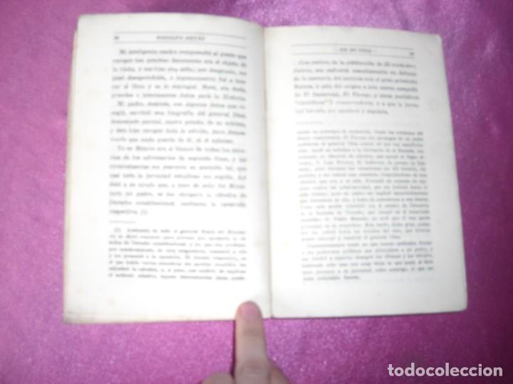 Libros antiguos: DE MI VIDA MEMORIAS POLITICAS I -1899- 1913 - RODOLFO REYES 1929 - Foto 6 - 109441775