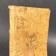 Libros antiguos: 1697 - FESTIVO AGRADECIMIENTO QUE POR LA CONCLUSION DE LA LA PAZ - SITIO DE BARCELONA - CATALUÑA. Lote 110028879