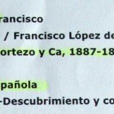 Libros antiguos: CONQUISTA DE MEJICO - LOPEZ DE GOMARA- TOMOS I Y II. Lote 110524575