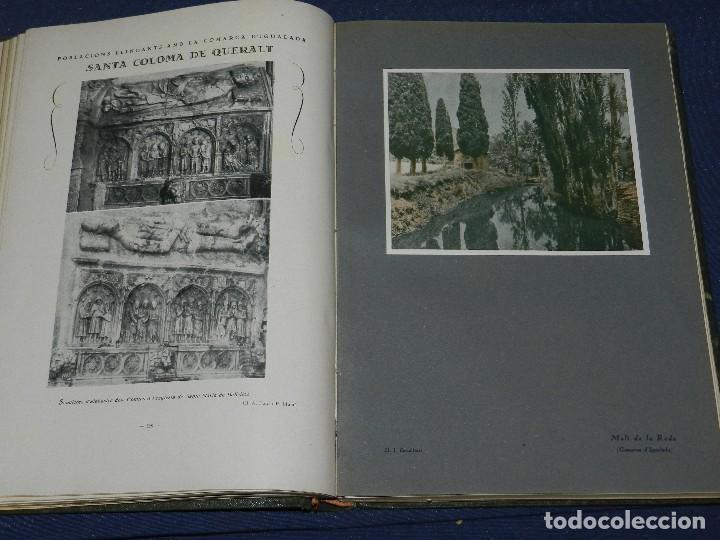 Libros antiguos: (MF) ALBUM MARAVELLA COMPLETO, 6 VOLS PROV BARCELONA , TARRAGONA, LLEIDA, GERONA, ANDORRA MALLORCA - Foto 4 - 111156255