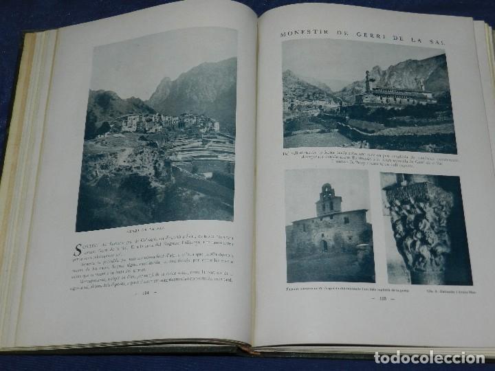 Libros antiguos: (MF) ALBUM MARAVELLA COMPLETO, 6 VOLS PROV BARCELONA , TARRAGONA, LLEIDA, GERONA, ANDORRA MALLORCA - Foto 6 - 111156255