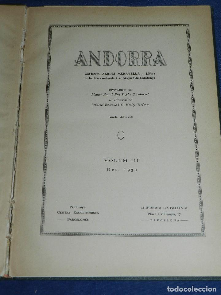 Libros antiguos: (MF) ALBUM MARAVELLA COMPLETO, 6 VOLS PROV BARCELONA , TARRAGONA, LLEIDA, GERONA, ANDORRA MALLORCA - Foto 7 - 111156255