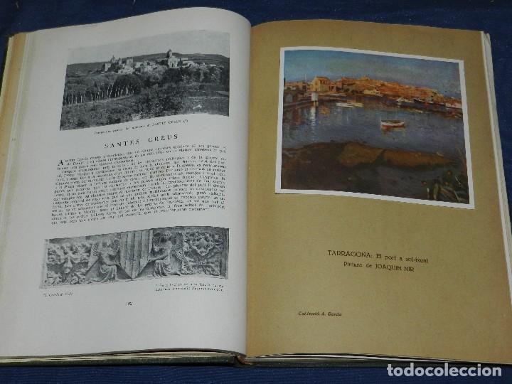 Libros antiguos: (MF) ALBUM MARAVELLA COMPLETO, 6 VOLS PROV BARCELONA , TARRAGONA, LLEIDA, GERONA, ANDORRA MALLORCA - Foto 10 - 111156255