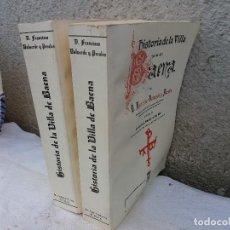 Libros antiguos: 2 FASIMIL DE LA HISTORIA DE BASA. Lote 111493031