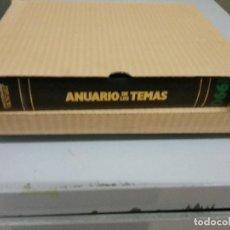 Libros antiguos: LIBRO ANUARIO TEMARIO DE LOS TEMAS AÑO 1990 - DIFUSORA INTERNACIONAL. Lote 112130591