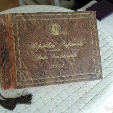 Libros antiguos: CONSTITUCIÓN ESPAÑOLA 1931 EDICIÓN DE LUJO . Lote 112302663