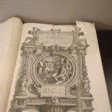 Libros antiguos: LA ILUSTRACIÓN ESPAÑOLA Y AMERICANA 1896 - TOMO 2º. Lote 112754815