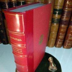 Libros antiguos: EL CONCEPTO DE ESPAÑA EN LA EDAD MEDIA - JOSE A MARAVALL - INST. DE ESTUDIOS POLÍTICOS - 1964 - . Lote 113337151