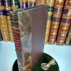 Libros antiguos: DICTAMEN DEL FISCAL DON FRANCISCO GUTIERREZ DE LA HUERTA - EN EL CONSEJO DE CASTILLA SOBRE EL RESTA. Lote 113340107