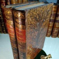 Libros antiguos: OBRAS DEL PADRE JUAN DE MARIANA - 2 TOMOS - B. DE AUTORES ESPAÑOLES - 1854 - M. RIVADENEYRA -. Lote 113504815