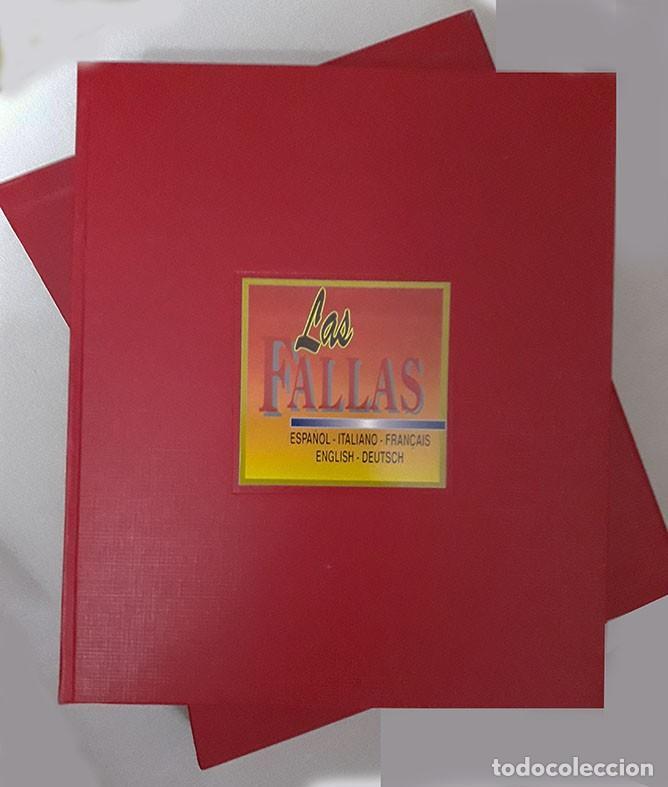 LAS FALLAS, RITA BARBERA. MUY INTERESANTE LIBRO DE LAS FALLAS DE VALENCIA (Libros antiguos (hasta 1936), raros y curiosos - Historia Moderna)