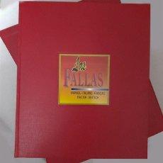 Libros antiguos: LAS FALLAS, RITA BARBERA. MUY INTERESANTE LIBRO DE LAS FALLAS DE VALENCIA. Lote 114727355