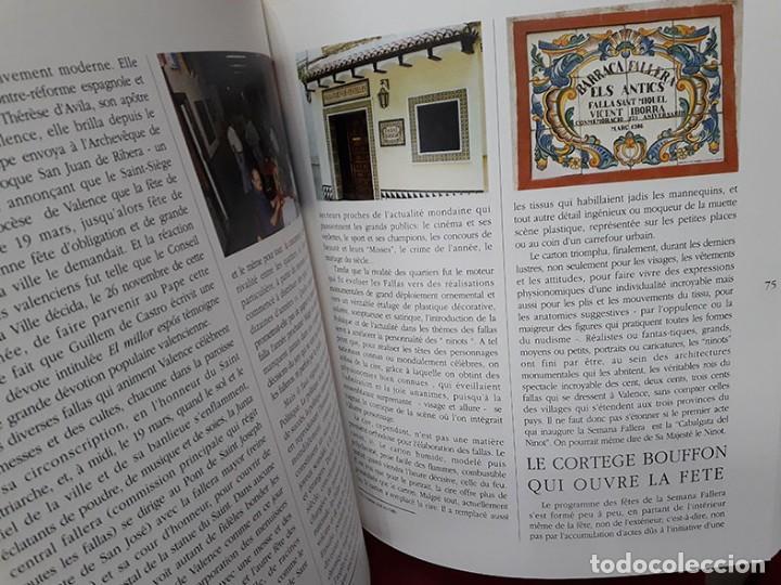 Libros antiguos: LAS FALLAS, RITA BARBERA. MUY INTERESANTE LIBRO DE LAS FALLAS DE VALENCIA - Foto 3 - 114727355