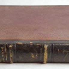 Libros antiguos: HISTORIA DE ROSAS. TOMO 1. MANUEL BILBAO. IMP BUENOS AIRES. 1868.. Lote 22223365