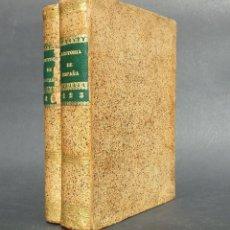 Libros antiguos: 1843 HISTORIA CONTEMPORANEA DE LA REVOLUCION DE ESPAÑA - CONDE DE TORENO. Lote 115073735