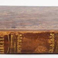 Libros antiguos: GUIA CICERONE DE BARCELONA. ANTONIO BOFARULL. 1847.. Lote 115195319