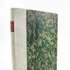 Libros antiguos: HISTOIRE D'AX ET DE LA VALLÉE D'ANDORRE, 1851, H. CASTILLON, TOLOUSE, FOIX. 14,5X22CM ANDORRA. Lote 115546415