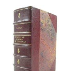 Libros antiguos: HISTOIRE DE LA VILLE DE PERPIGNAN, PIERRE VIDAL, 1897, H. WELTER EDITEUR, PARIS. 18,5X12,5CM. Lote 115561479