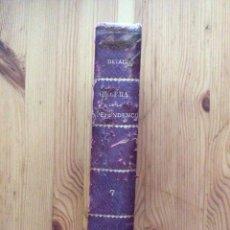 Libros antiguos: GUERRA DE LA INDEPENDENCIA TOMO VII BARCELONA CAUTIVA GIRONA SEVILLA MADRID TAMAMES ¿ DE ARTECHE ?. Lote 115678387