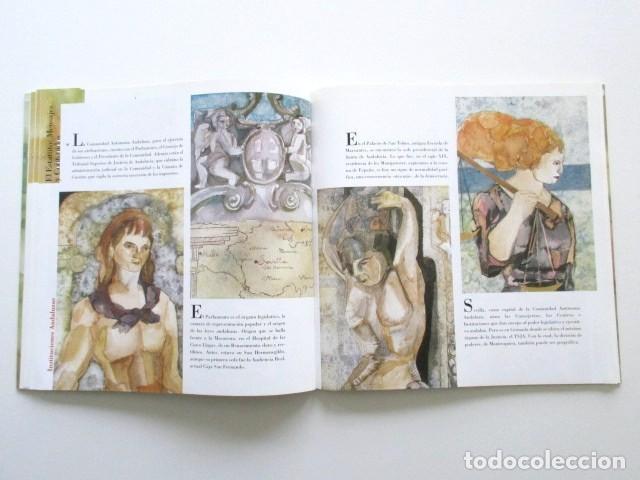 Libros antiguos: ANDALUCÍA, HISTORIA DE UN ESTATUTO, CABALLERO BONALD, ESTADO IMPECABLE - Foto 3 - 115748051