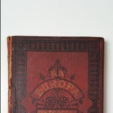 Livros antigos: EUROPA PINTORESCA. Lote 116288487