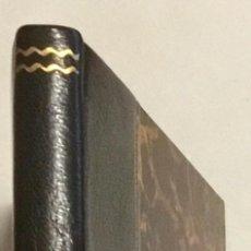 Libros antiguos: APOLOGÍA DE LOS PALOS DADOS AL EXCMO. SR. D. LORENZO CALVO POR EL TENIENTE-CORONEL D. JOAQUIN DE OSM. Lote 114798558