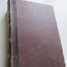 Libros antiguos: LA BENEFICIENCIA EN ESPAÑA TOMOS I Y II MADRID, MANUEL MINUESA, 1876. 32X25 CM CS101. Lote 117286431
