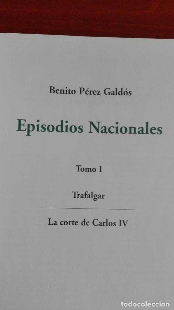 EPISODIOS NACIONALES TRAFALGAR (Libros antiguos (hasta 1936), raros y curiosos - Historia Moderna)