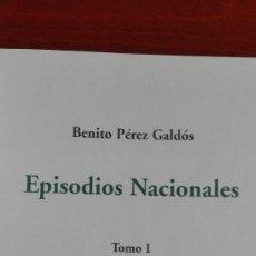 Libros antiguos: EPISODIOS NACIONALES TRAFALGAR. Lote 117354663