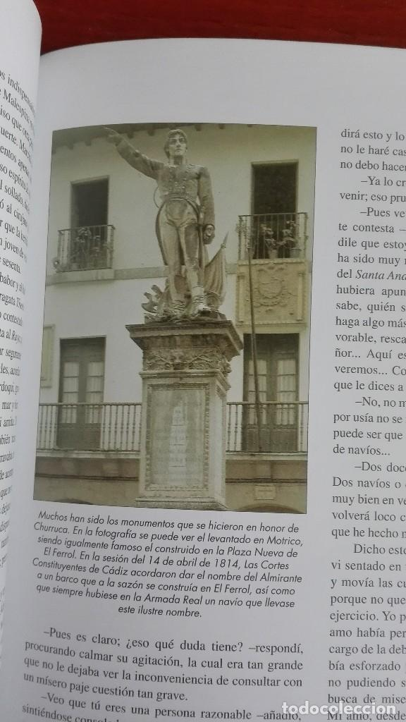Libros antiguos: Episodios Nacionales Trafalgar - Foto 2 - 117354663