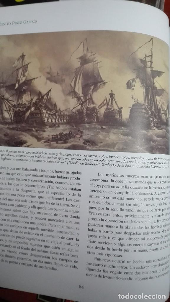 Libros antiguos: Episodios Nacionales Trafalgar - Foto 3 - 117354663