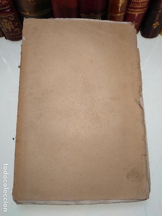 Libros antiguos: HISTORIA DEL LEVANTAMIENTO, GUERRA Y REVOLUCIÓN DE ESPAÑA POR EL CONDE TORENO - 4 TOMOS - 1847 - - Foto 20 - 117412967