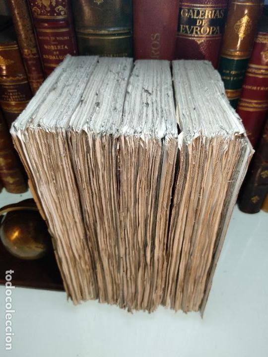 Libros antiguos: HISTORIA DEL LEVANTAMIENTO, GUERRA Y REVOLUCIÓN DE ESPAÑA POR EL CONDE TORENO - 4 TOMOS - 1847 - - Foto 25 - 117412967