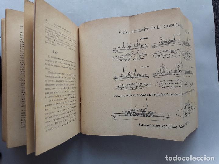 Libros antiguos: La Guerra Hispano-Americana. Santiago de Cuba. Por Severo Gómez Núñez. Año 1901. - Foto 6 - 118470823
