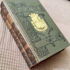 Libros antiguos: 1919-25. HISTORIA CRITICA DEL REINADO DE DON ALFONSO XIII DURANTE SU MENORIDAD.... Lote 118893614