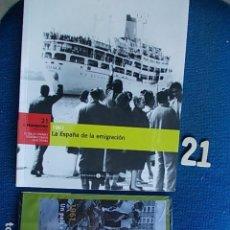 Libros antiguos: FRANQUISMO BIBLIOTECA EL MUNDO CON DVD Nº 21 1961. Lote 119088811