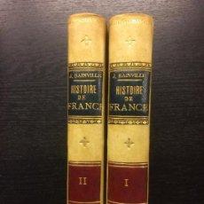 Libros antiguos: HISTOIRE DE FRANCE, JACQUES BAINVILLE, 1926, HISTORIA DE FRANCIA. Lote 119211155
